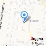 МАЙ на карте Астрахани