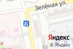 Схема проезда до компании Скорая медицинская помощь в Астрахани
