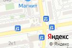 Схема проезда до компании Магазин фруктов и овощей в Астрахани
