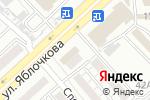 Схема проезда до компании Золотой Налив в Астрахани