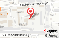 Схема проезда до компании Магазин Недвижимости в Астрахани