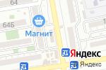 Схема проезда до компании МагBEER в Астрахани