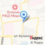 Знак качества на карте Астрахани
