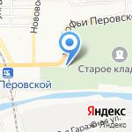 Ритуальная мастерская на карте Астрахани