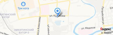 Научно-производственный центр ревитализации и здоровья на карте Астрахани