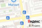 Схема проезда до компании МегаФон в Астрахани