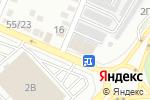 Схема проезда до компании Семья в Астрахани
