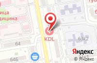 Схема проезда до компании Сокольники в Астрахани