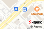 Схема проезда до компании СтандАрт в Астрахани