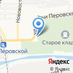 Шина30 на карте Астрахани