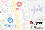 Схема проезда до компании Все для вашего дома в Астрахани