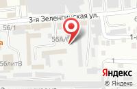 Схема проезда до компании Оникс-2000 в Астрахани