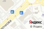 Схема проезда до компании Понизовье в Астрахани