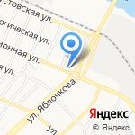 Сафари на карте Астрахани