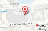 Схема проезда до компании Профессиональная идея в Астрахани