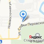 Магазин велосипедов на карте Астрахани