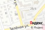 Схема проезда до компании Авто Эра в Астрахани