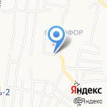 Магазин по продаже кондитерских изделий на карте Астрахани
