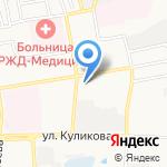 РАВАНИ на карте Астрахани