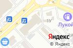 Схема проезда до компании Астра Сервис в Астрахани