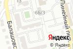 Схема проезда до компании РКС-Астрахань в Астрахани