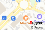 Схема проезда до компании Колибри в Астрахани