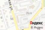 Схема проезда до компании СМА троя в Астрахани