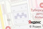 Схема проезда до компании Школа-интернат №3 для обучающихся с ограниченными возможностями здоровья в Астрахани
