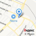 Шашлычная на карте Астрахани