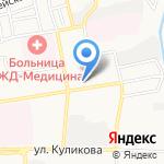 Астраханский автомобильно-дорожный колледж на карте Астрахани