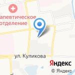 Доверие на карте Астрахани
