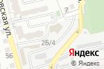 Схема проезда до компании Модуль-С в Астрахани