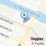ЛАМА на карте Астрахани