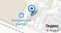Компания ЛАМА на карте