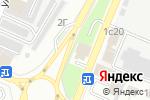 Схема проезда до компании Lazurit в Астрахани
