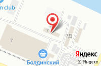 Схема проезда до компании Этель-торг в Астрахани