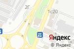 Схема проезда до компании Фабрика Москва в Астрахани