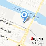 СтройТерминал на карте Астрахани