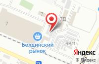 Схема проезда до компании Оптово-розничный магазин в Астрахани