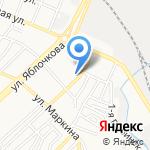 Volt Auto на карте Астрахани