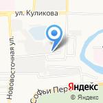Луч-Мастер на карте Астрахани