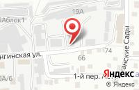 Схема проезда до компании Магазин обоев в Астрахани