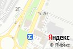 Схема проезда до компании Баку в Астрахани