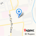 АвтоМиг на карте Астрахани