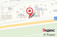 Схема проезда до компании Ani Plaza в Астрахани