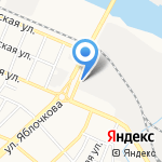 Строй-Блок на карте Астрахани