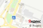 Схема проезда до компании CARBOX в Астрахани