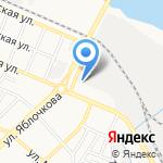 CARBOX на карте Астрахани