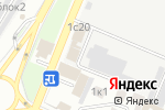 Схема проезда до компании Mistery в Астрахани