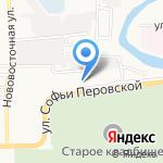 Амир на карте Астрахани